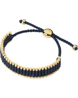 18Ct Yellow Gold Friendship Bracelet