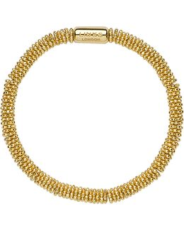 Effervescence Star Extra-small Yellow-gold Vermeil Bracelet