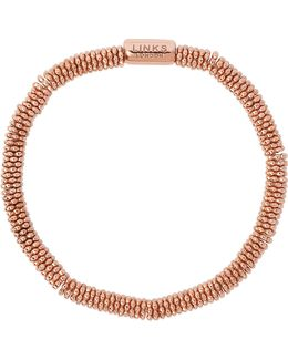 Effervescence Star Extra-small Rose-gold Plated Bracelet