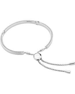 Narrative Sterling Silver Bracelet