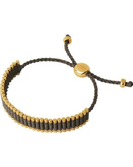 18ct Gold-plated Friendship Bracelet