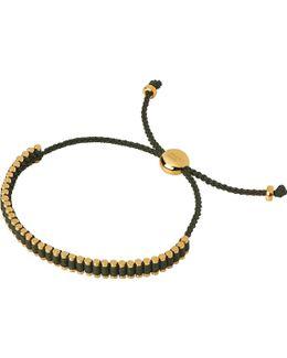 18ct Gold-plated Friendship Bracelet