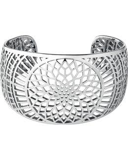 Timeless Sterling Silver Cuff Bracelet