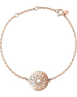 Timeless 18ct Rose-gold Vermeil Bracelet