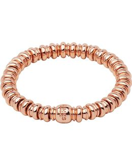 Sweetheart 18ct Rose-gold Bracelet