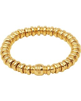 Sweetheart 18ct Yellow-gold Bracelet