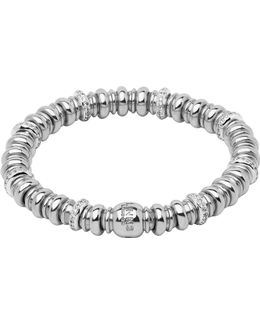 Sweetie Sterling Silver Charm Bracelet