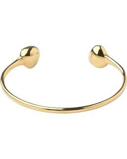 18-carat Yellow-gold Hope Cuff