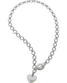 Classic Heart Pendant Necklace