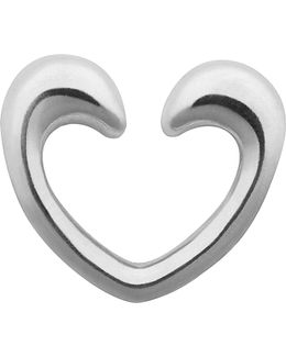 Heart Sterling Silver Charm Catcher