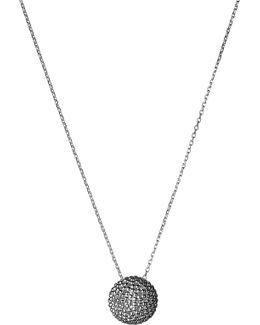 Effervescence Big Bubble Pendant Necklace