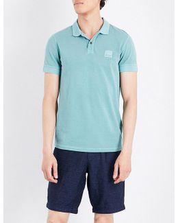 Pascha Cotton-piqué Polo Shirt