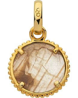 Amulet 18ct Yellow Gold Vermeil Self Discovery Charm
