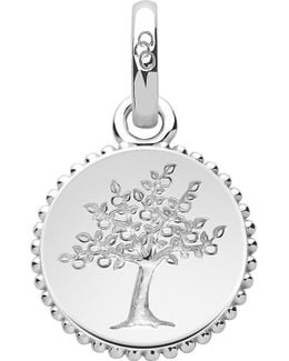 Amulet Sterling Silver Tree Of Life Charm