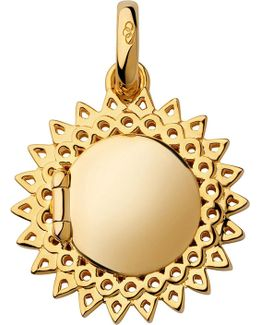 Mother's Day 18ct Yellow Gold Vermeil Charm