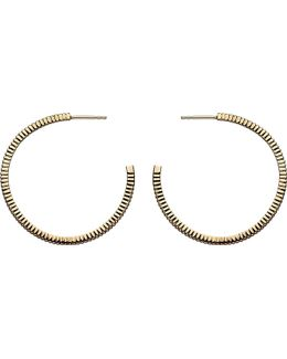 Sweetie Signature 18ct Gold Earrings Hoop Earrings
