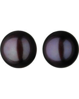 Effervescence Pearl Stud Earrings - For Women