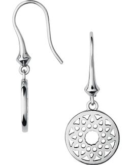 Timeless Sterling Silver Earrings