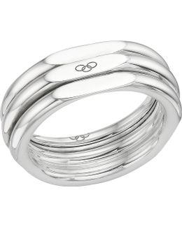 20/20 Classic Sterling Silver Ring