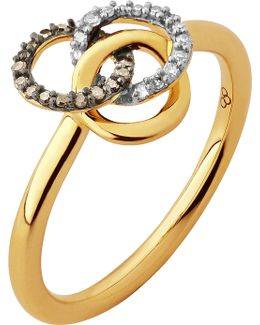 Treasured 18ct Gold & Diamond Ring