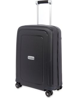 S'cure Dlx Four Wheeled Suitcase