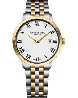 5488-stp-00300 Toccata Two-tone Gold-plated Watch