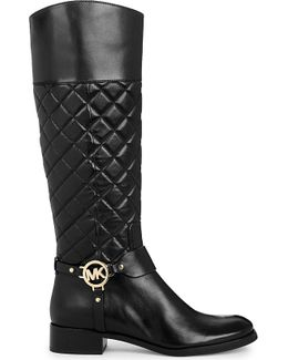 Fulton Harness Leather Boots