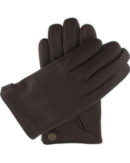 Leather Lined Gloves