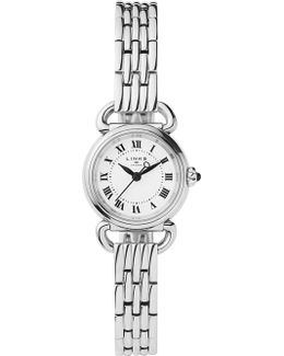 6010.2172 Driver Mini Stainless Steel Watch