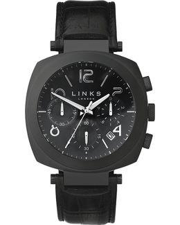 Brompton Stainless Steel Bracelet Watch
