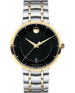 0606916 Pvd Gold-plated Stainless Steel Watch