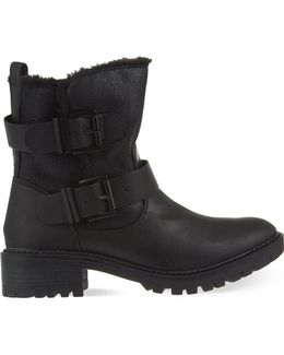 Snug Ankle Boots