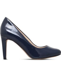 Handjive Patent-leather Court Shoes