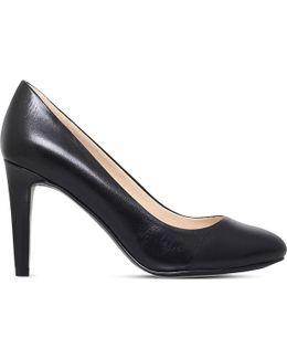 Handjive Leather Court Shoes