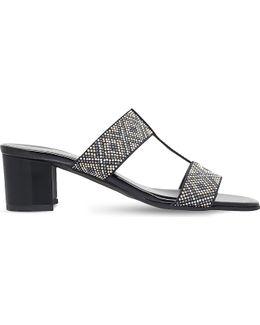 Suzy Studded Sandals