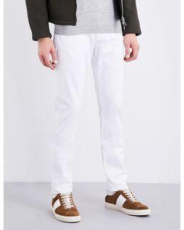 J06 Slim-fit Straight-leg Jeans