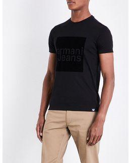 Box Cotton T-shirt
