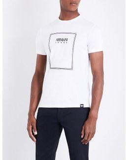 Est 1981 Cotton-jersey T-shirt