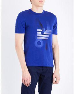 Eagle 81 Cotton-jersey T-shirt