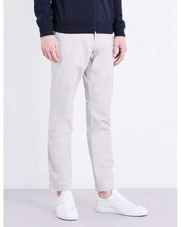 Stretch Slim-fit Tapered Chinos
