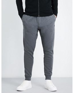 Double-knit Jersey Jogging Bottoms