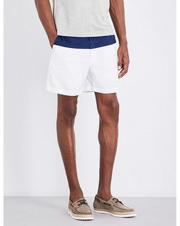 Prepster Classic-fit Cotton Shorts