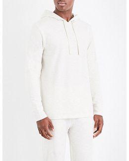 Stretch-jersey Pyjama Hoody