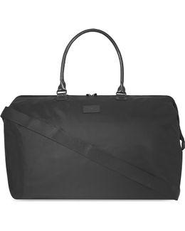 Nylon Large Nylon Weekend Bag