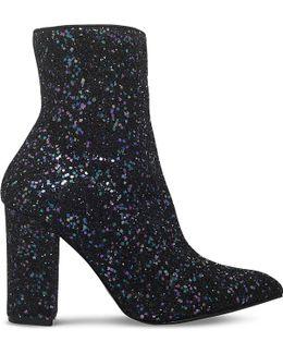 Glitter High Heel Garnet