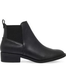 Tion Leather Ankle Boots