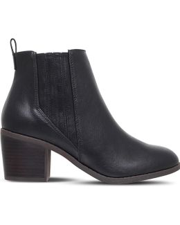 Taurus Ankle Boots