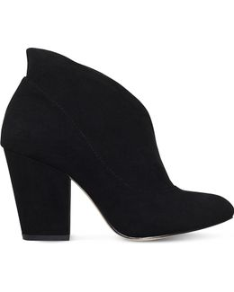 Tamra Suedette Ankle Boots