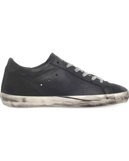 Superstar A6 Suede Trainers