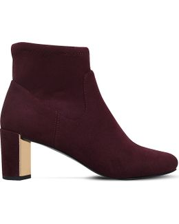Falup Suede Ankle Boots